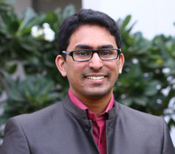 Shiva Nag Kompella, Ph.D., post doctoral research associate, University of Manchester