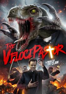 The Velocipastor poster