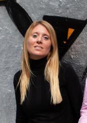 Erica Standford, author, Crypto Wars